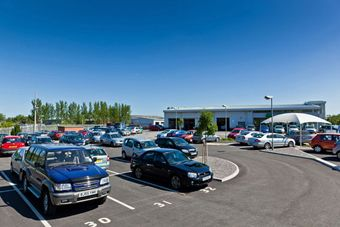 Growth plans in the fast-lane for Derek Slack Motors.
