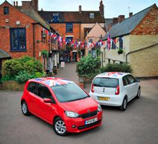 Skoda Citigo voted Best City Car 2012