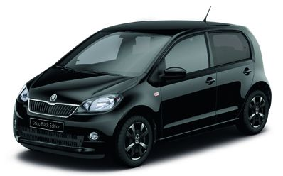 Citigo Black Edition arrives in Middlesbrough