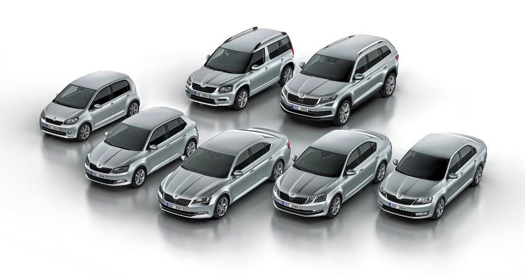 Record-breaking 2016: ŠKODA delivers 1,127,700 vehicles to customers