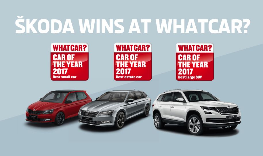 What Car? Car of the Year 2017 awards