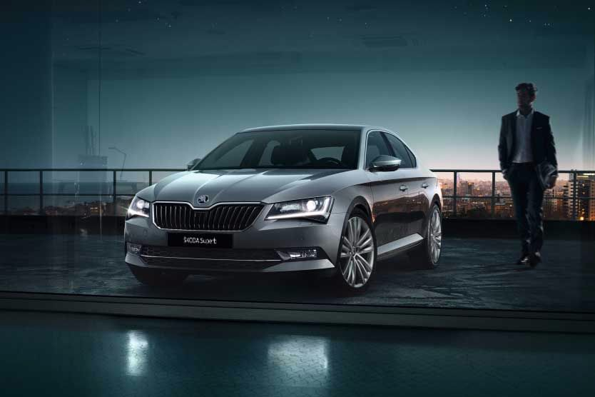 Škoda Superb 'stand-out winner' at BusinessCar awards