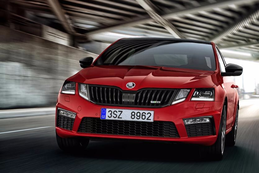 """If Skoda keeps making cars as brilliant as this... we'll all be driving one"""