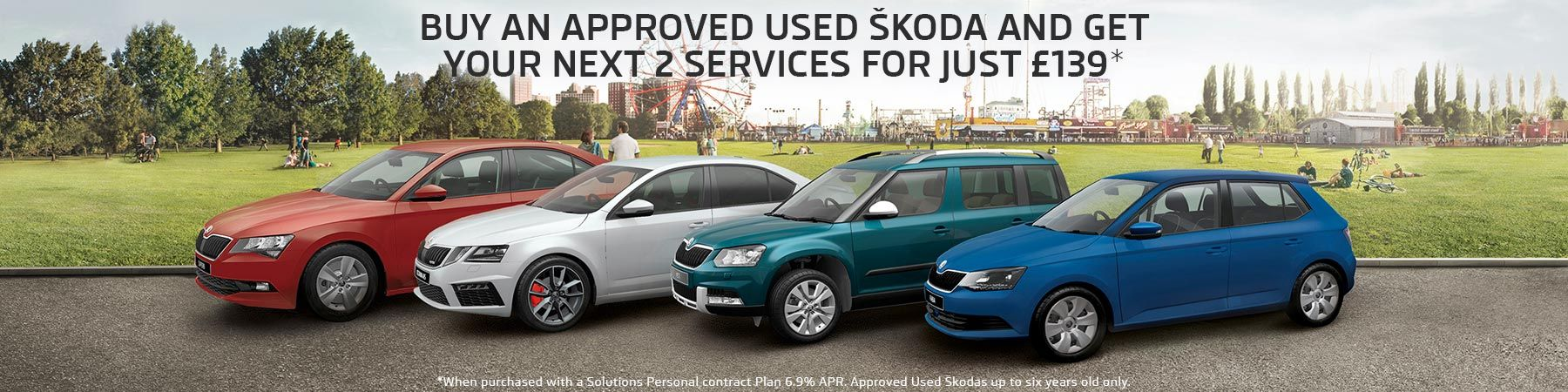 Used car stock