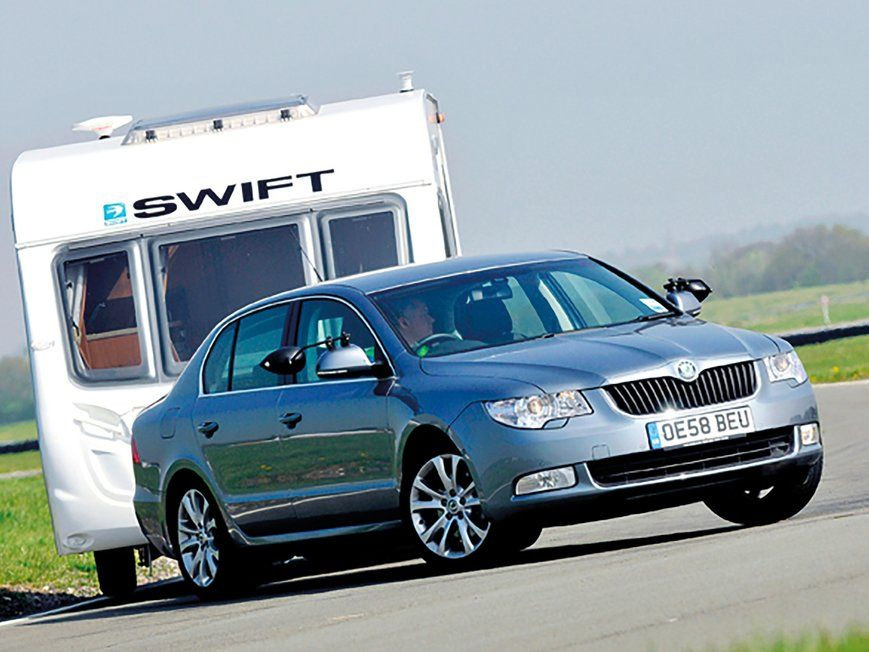 Skoda win two Tow Car Awards
