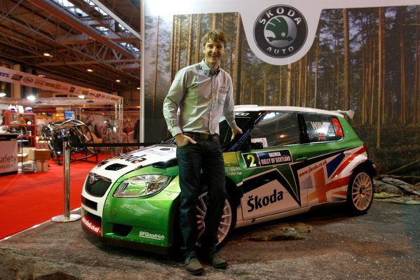Wilks aims for triple Škoda celebration in Scotland