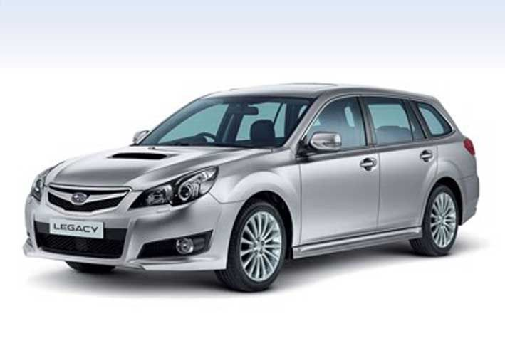 Subaru Legacy Middlesbrough