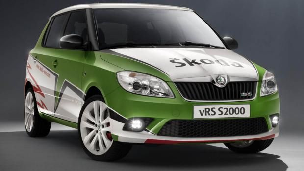 Special Edition Fabia vRS S2000 comes to North East