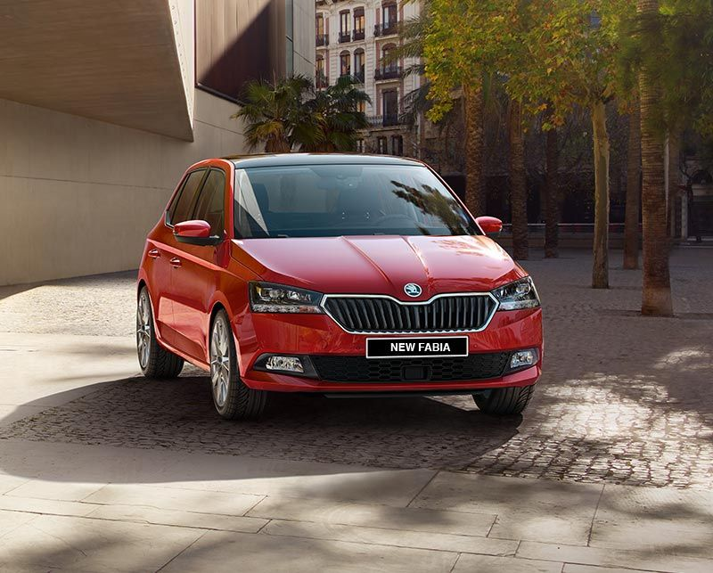 Upgrade to the New Fabia