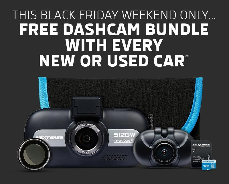Free Dashcam Bundle This Black Friday Weekend