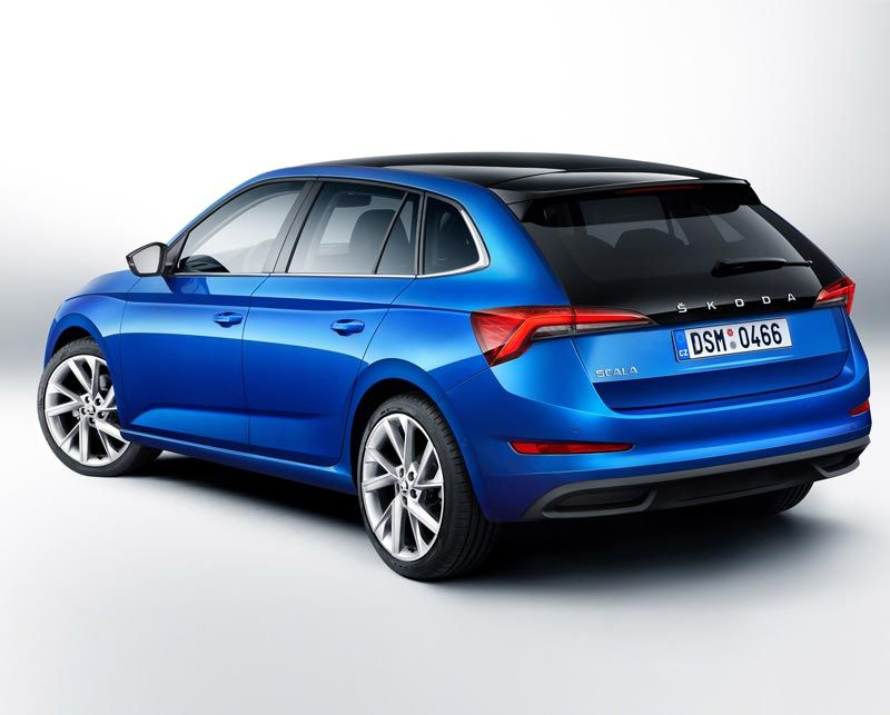 Say Hello to Scala - The Latest Addition to the Skoda Range