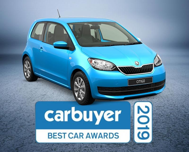 It's a win win win situation as ŠKODA drives off with top titles at the 2019 Carbuyer Awards