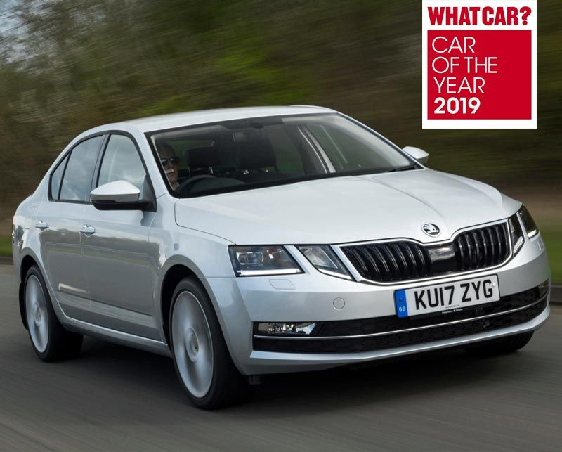 ŠKODA strikes gold at 2019 What Car? Awards