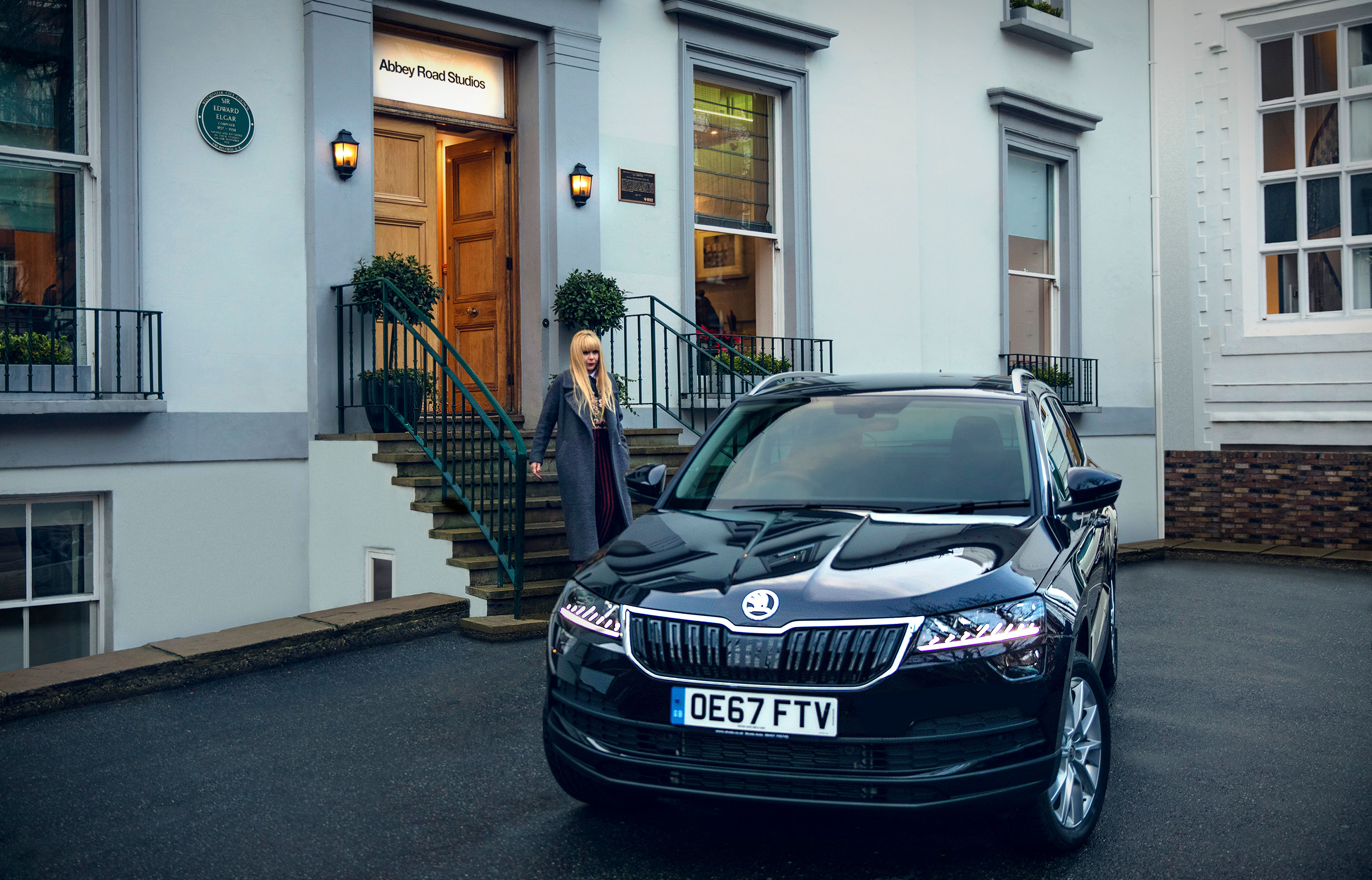 Paloma Faith partners with Škoda and The Prince's Trust