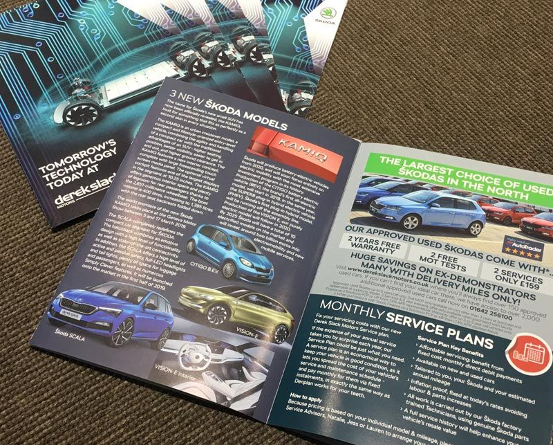 2019 Derek Slack Motors Newsletter