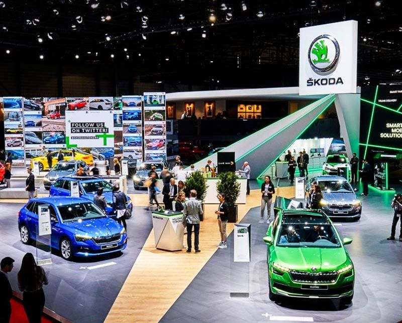 Geneva Motor Show 5 to 17 March 2019