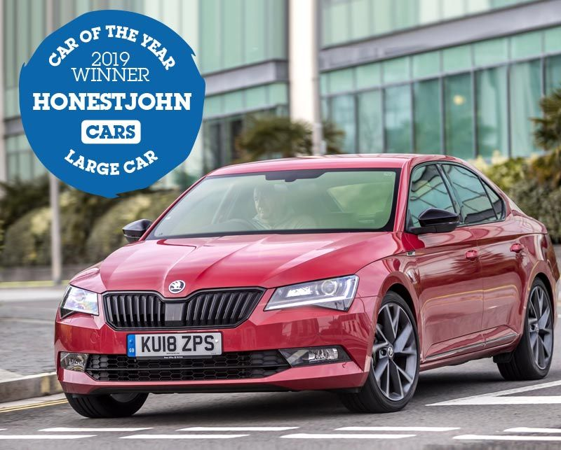 Honest John deals up two top awards for Kodiaq and Superb
