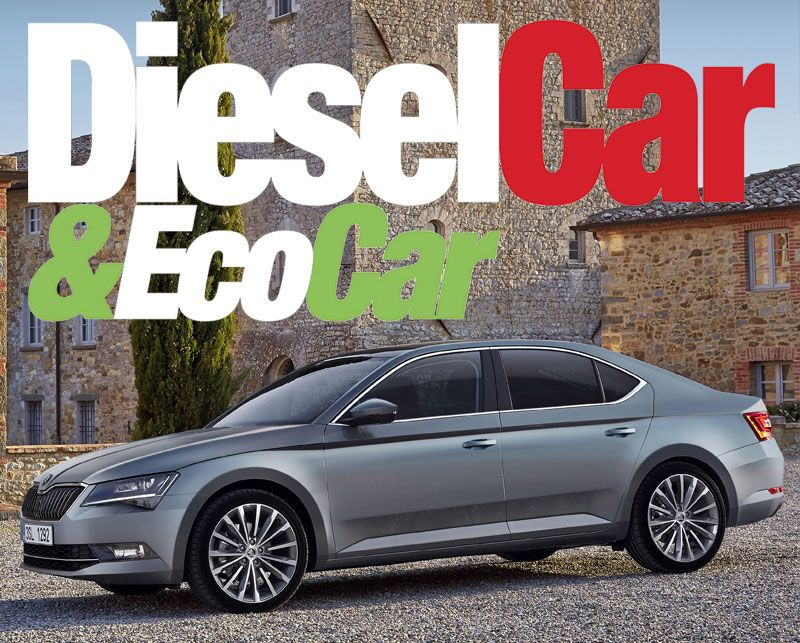 Fantastic five: ŠKODA shines at Diesel Car and Eco Car Awards