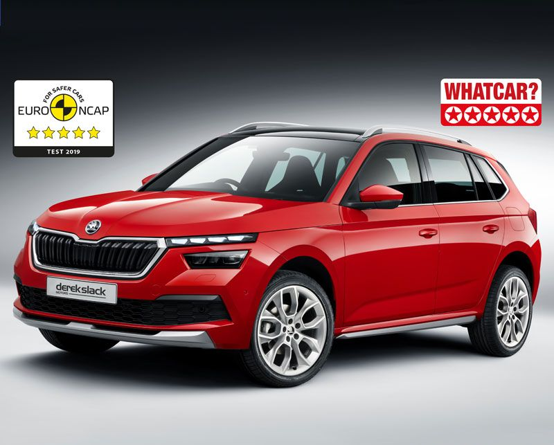 Meet the All-New ŠKODA Kamiq, Available to Order Now