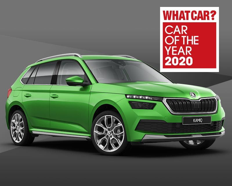 ŠKODA starts its 2020 trophy hunt with a haul of What Car? awards