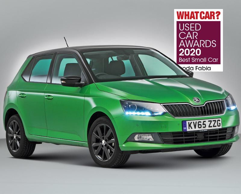 Fabia is Used Car Of The Year (Again)
