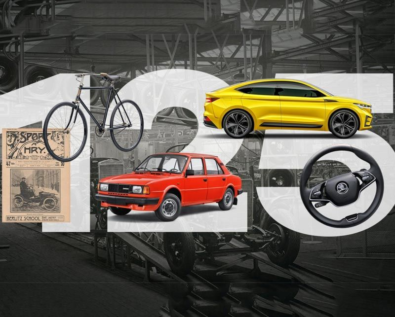 125 Years of Škoda: Fundamental Changes