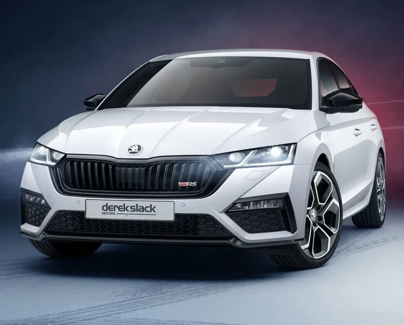 All-new OCTAVIA iV and vRS iV