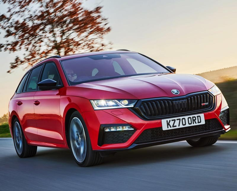 Third power option for new OCTAVIA vRS range
