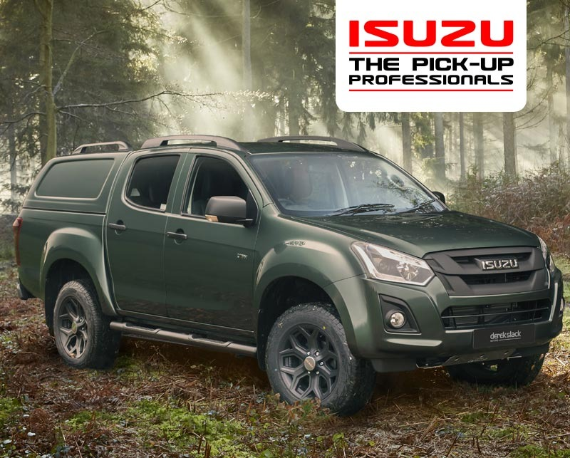 Isuzu D-Max Rear Leaf Spring Replacement Recall