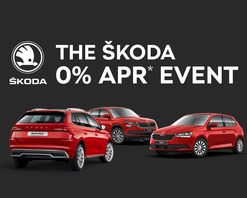 There's never been a better time to buy a new ŠKODA with two unbeatable offers.