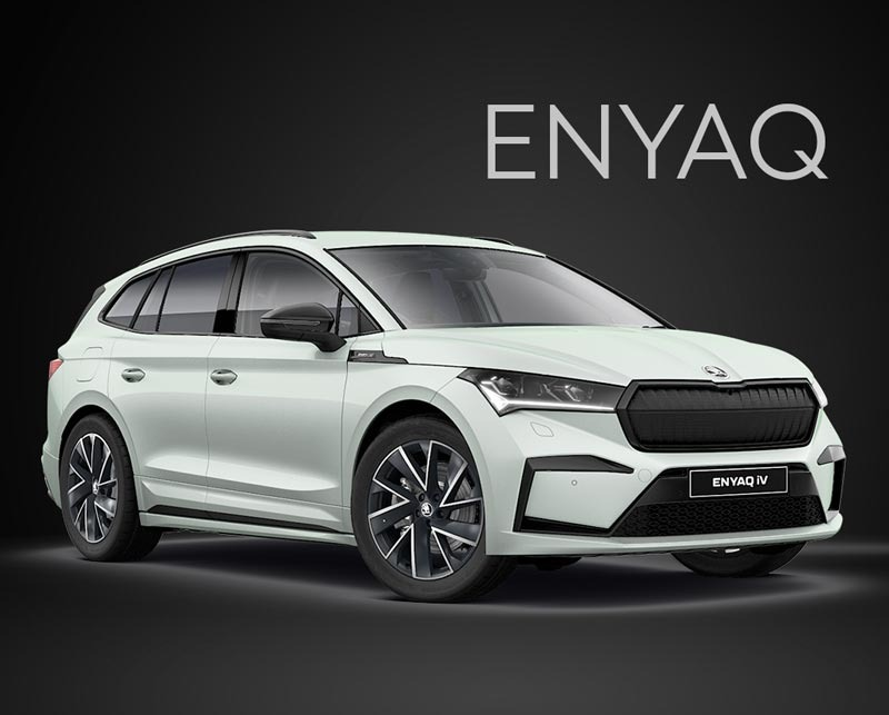 ENYAQ iV wows motoring press
