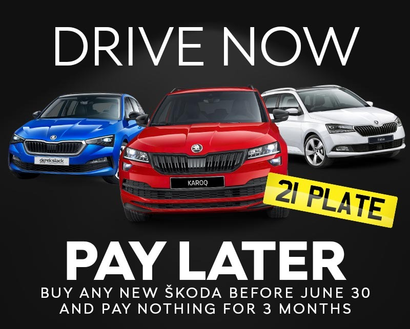 There's never been a better time to buy a new ŠKODA