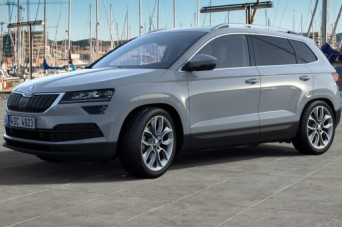 Skoda Karoq - Striking Design