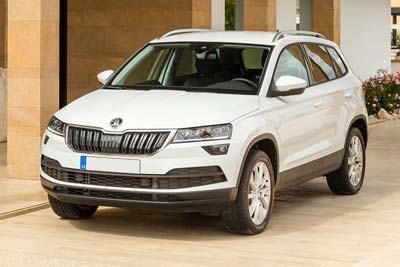 Skoda Karoq - Efficiency