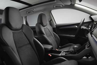 Skoda Karoq - Electric Seats With Memory