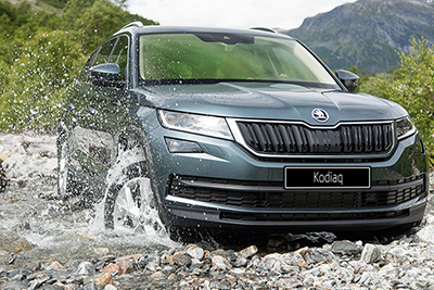 Skoda Kodiaq - Striking Presence
