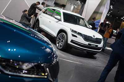 Skoda Kodiaq - Petrol Engines