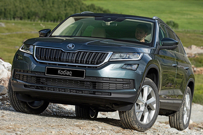 Skoda Kodiaq - S And SE Trims