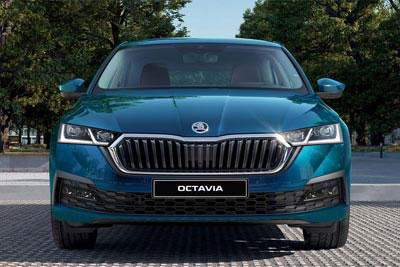 Skoda Octavia - Striking. Stylish. Safe.