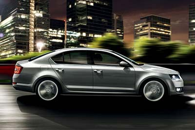 Skoda Octavia - Intelligent Light Assistant