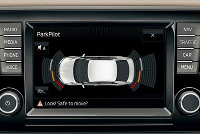 Skoda Octavia - Park Assist