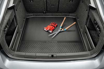 Skoda Superb Iv Plug In Hybrid - Boot Space