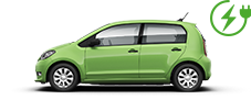Skoda Citigo at Derek Slack Motors