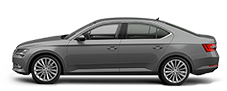 Skoda Superb at Derek Slack Motors